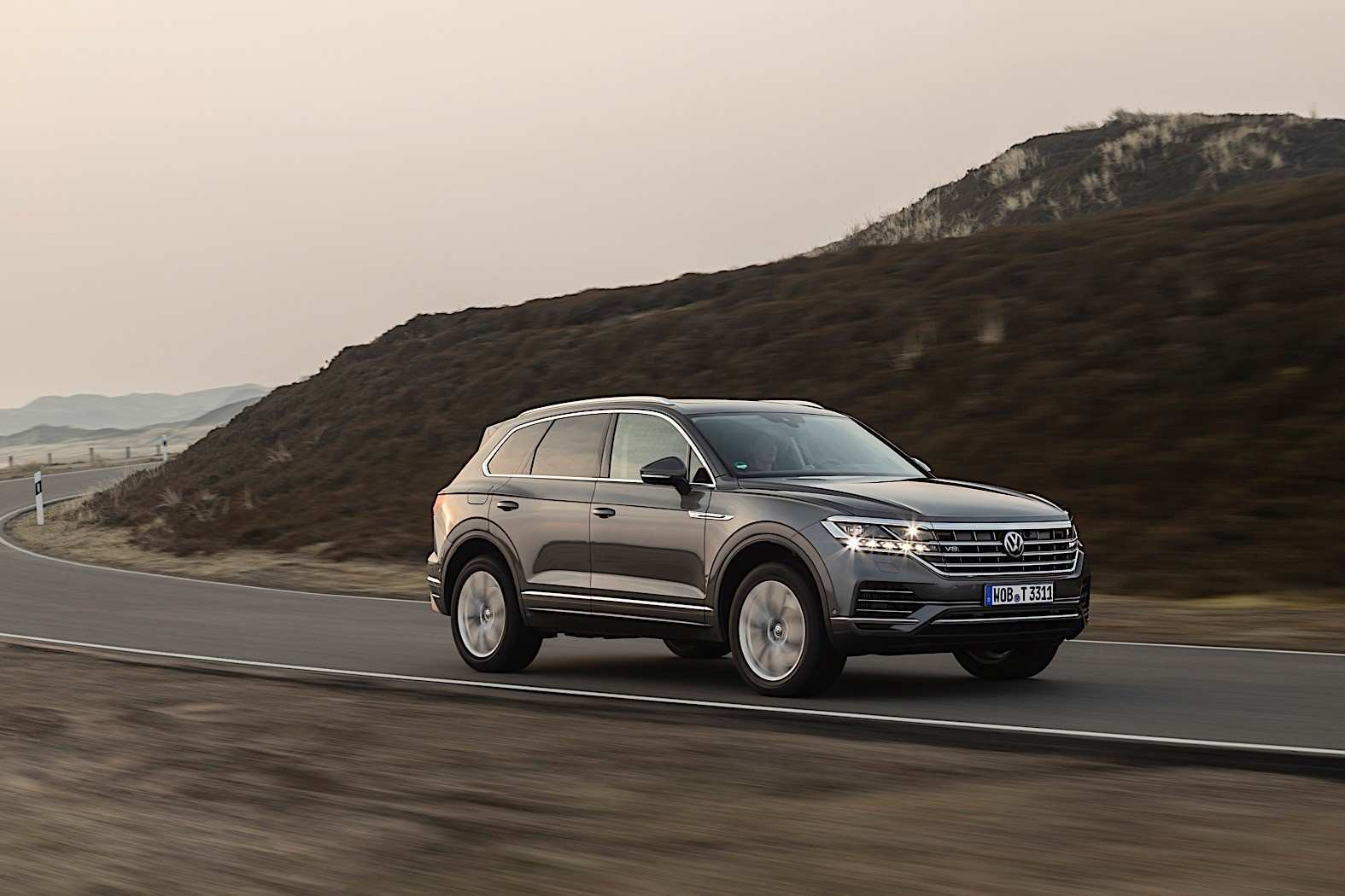 78 All New 2020 Volkswagen Touareg Prices