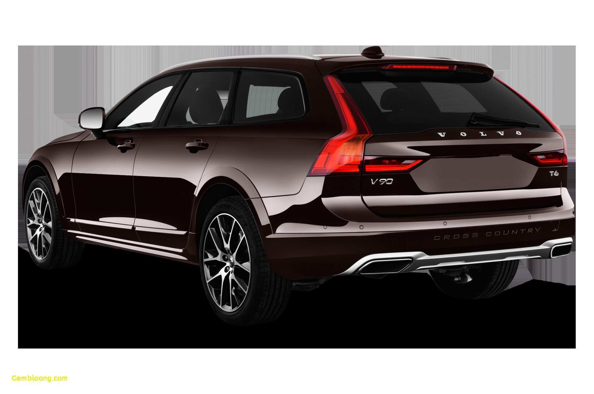 78 All New 2020 Volvo Xc70 New Generation Wagon Redesign And Concept