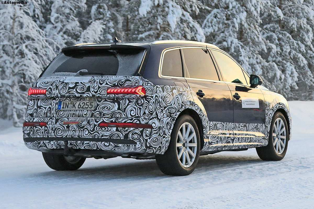 78 All New Audi Suv 2020 Engine