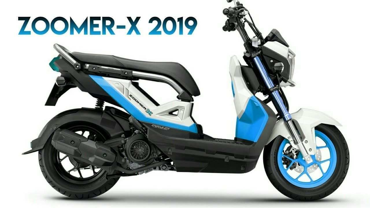 78 All New Honda Zoomer 2020 Overview