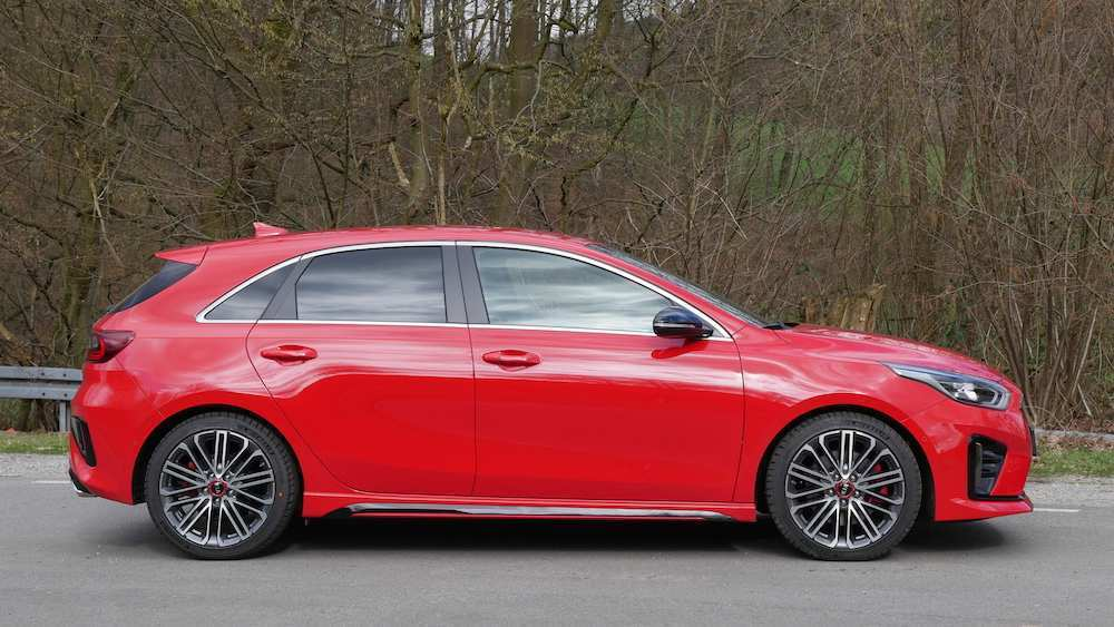 78 All New Kia Ceed Gt 2019 Concept And Review