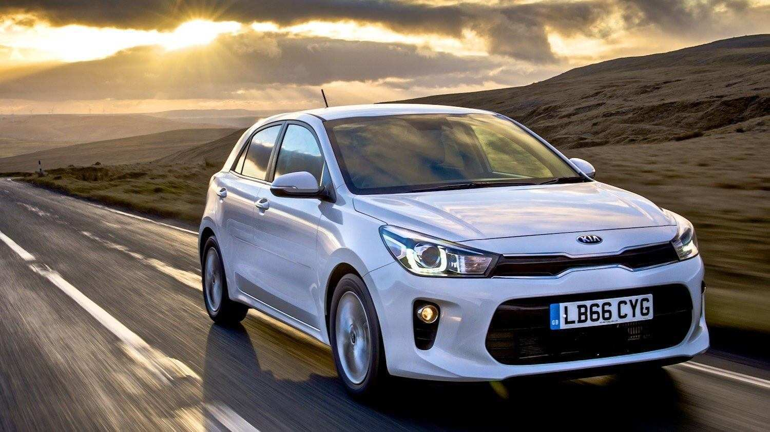 78 All New Kia Rio 2019 Review Interior