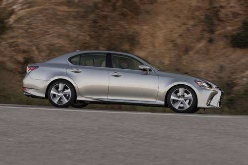78 All New Lexus Gs 2019 Price