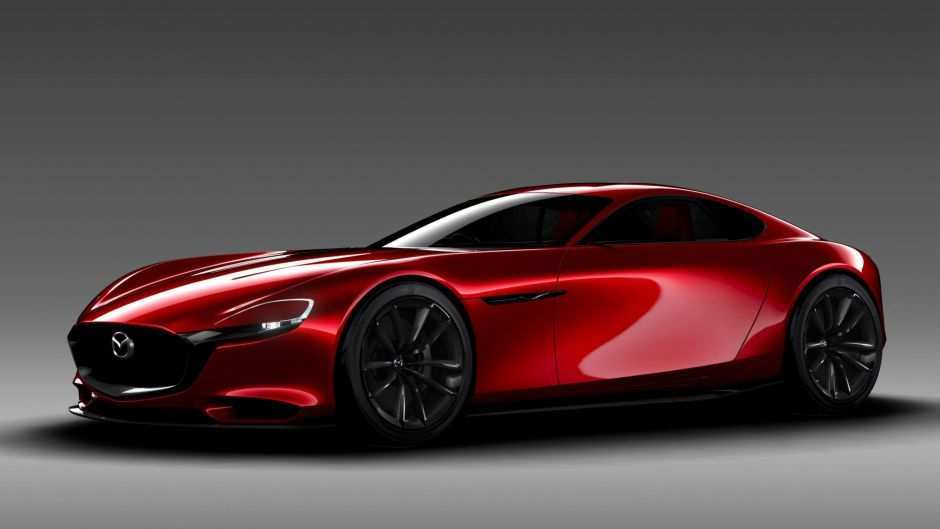78 All New Mazda Rx Vision 2020 Redesign And Review