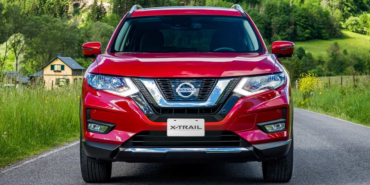 78 All New Nissan X Trail 2020 Mexico Exterior