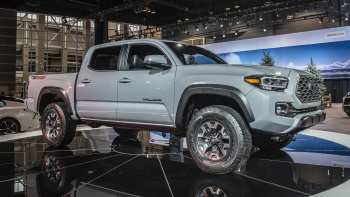 78 All New Toyota Tundra 2020 Update Redesign