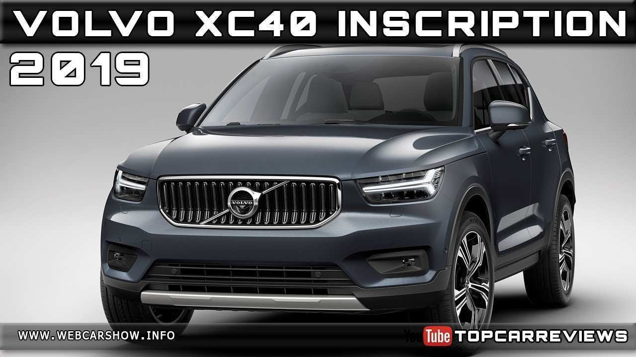 78 All New Volvo 2019 Release Date Review