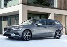 Volvo 2019 Station Wagon