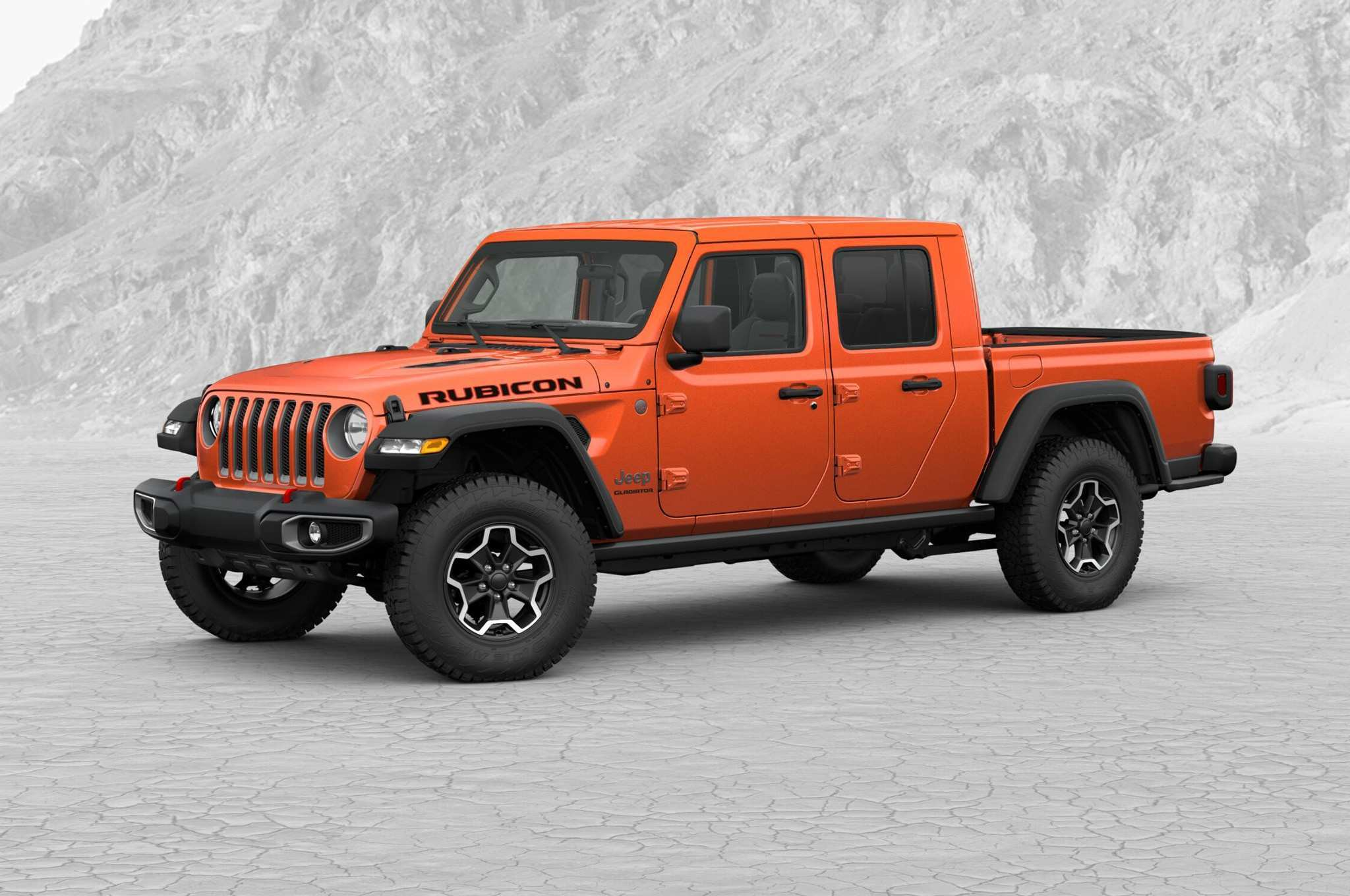78 All New What Is The Price Of The 2020 Jeep Gladiator Exterior