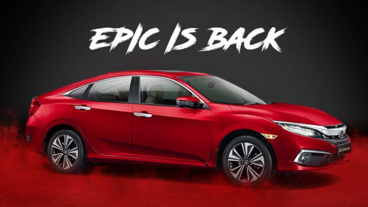 78 All New When Does Honda Release 2020 Models Performance