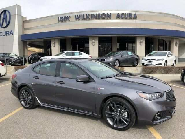78 Best 2019 Acura TLX Release