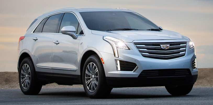 78 Best 2019 Cadillac XT5 New Review