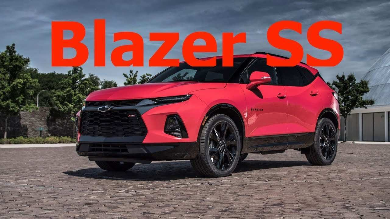 78 Best 2019 Chevrolet Trailblazer Ss Price Design And Review