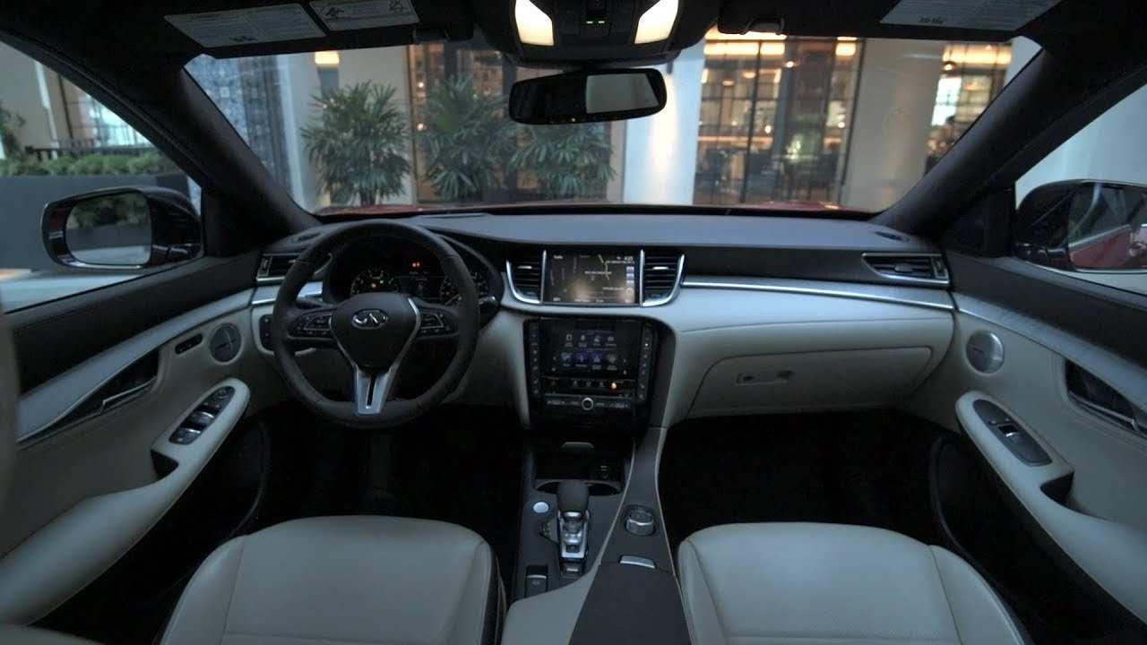 78 Best 2019 Infiniti Interior Redesign And Review