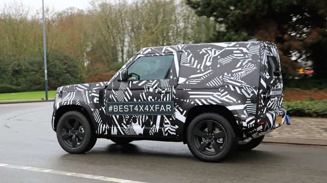 78 Best 2019 Land Rover Defender Price And Review