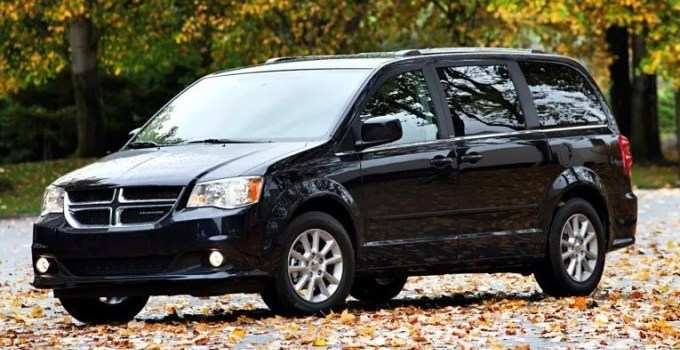78 Best 2020 Dodge Grand Caravan Release Date And Concept