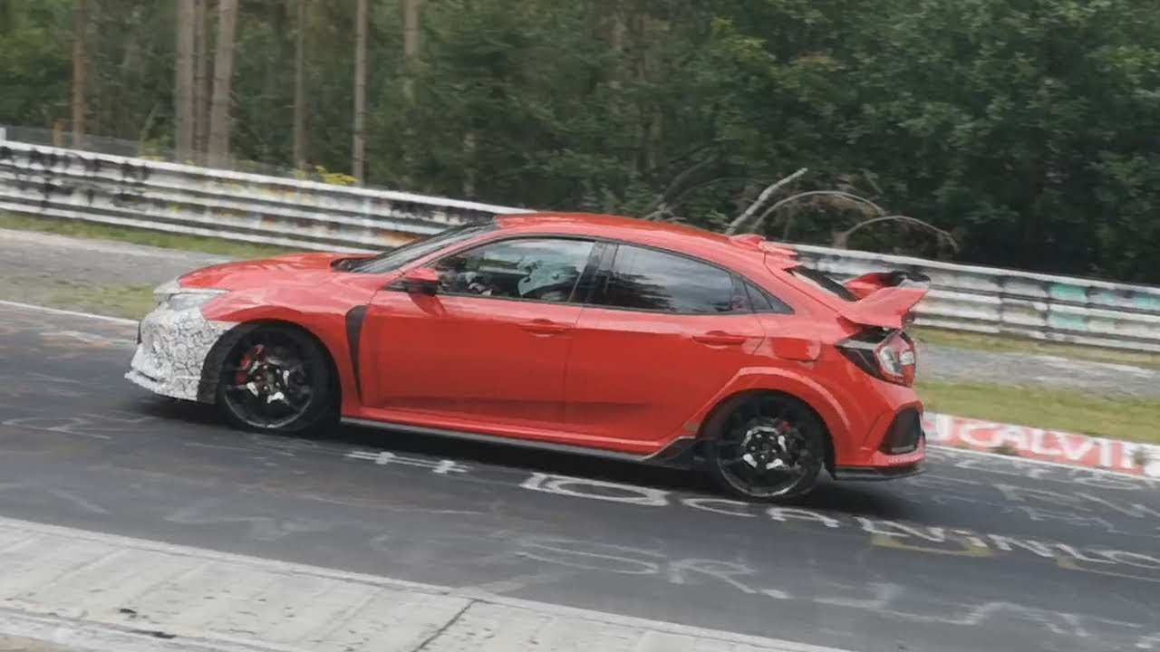 78 Best 2020 Honda Civic Type R Exterior
