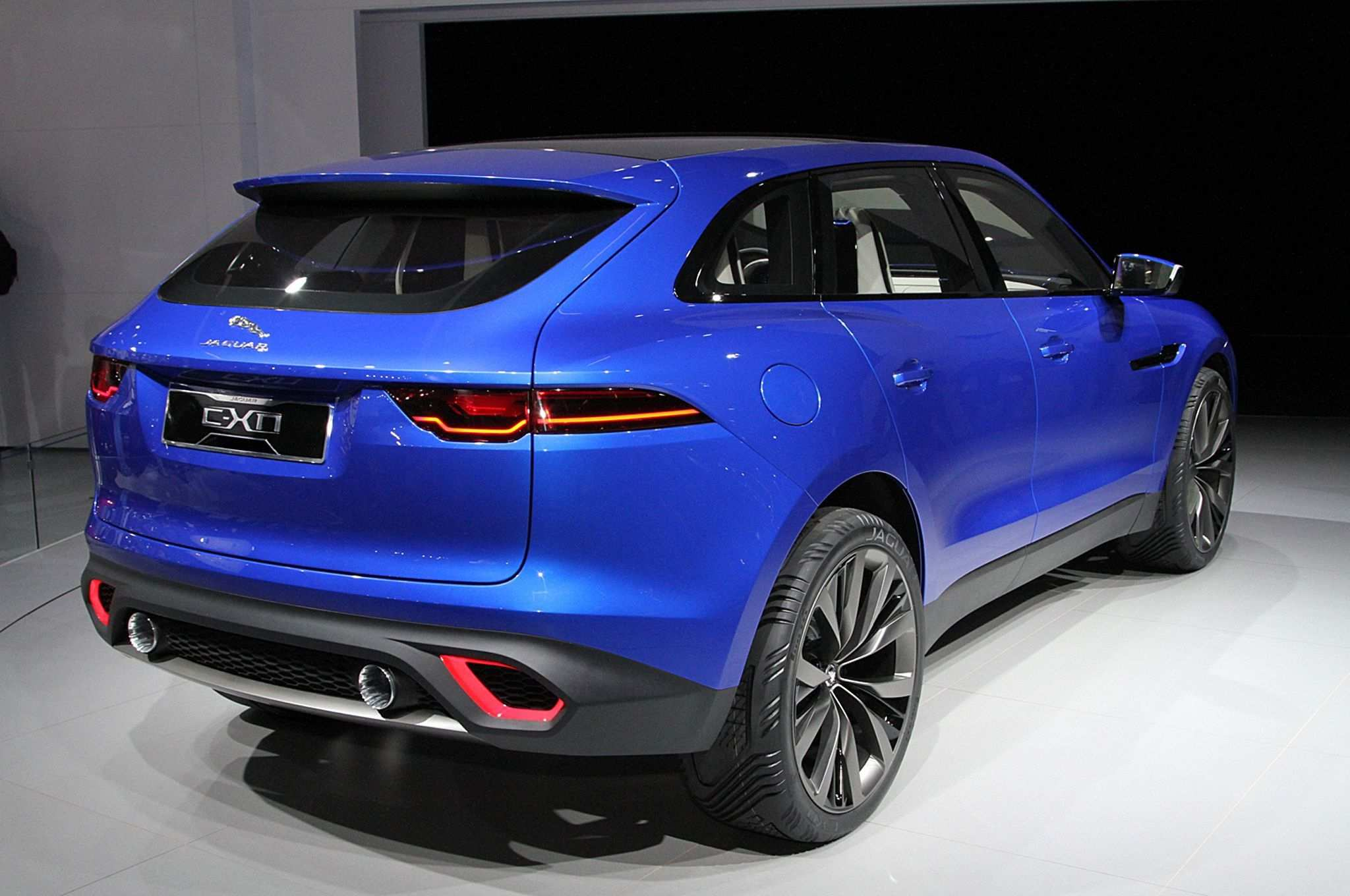 78 Best 2020 Jaguar C X17 Crossover Specs