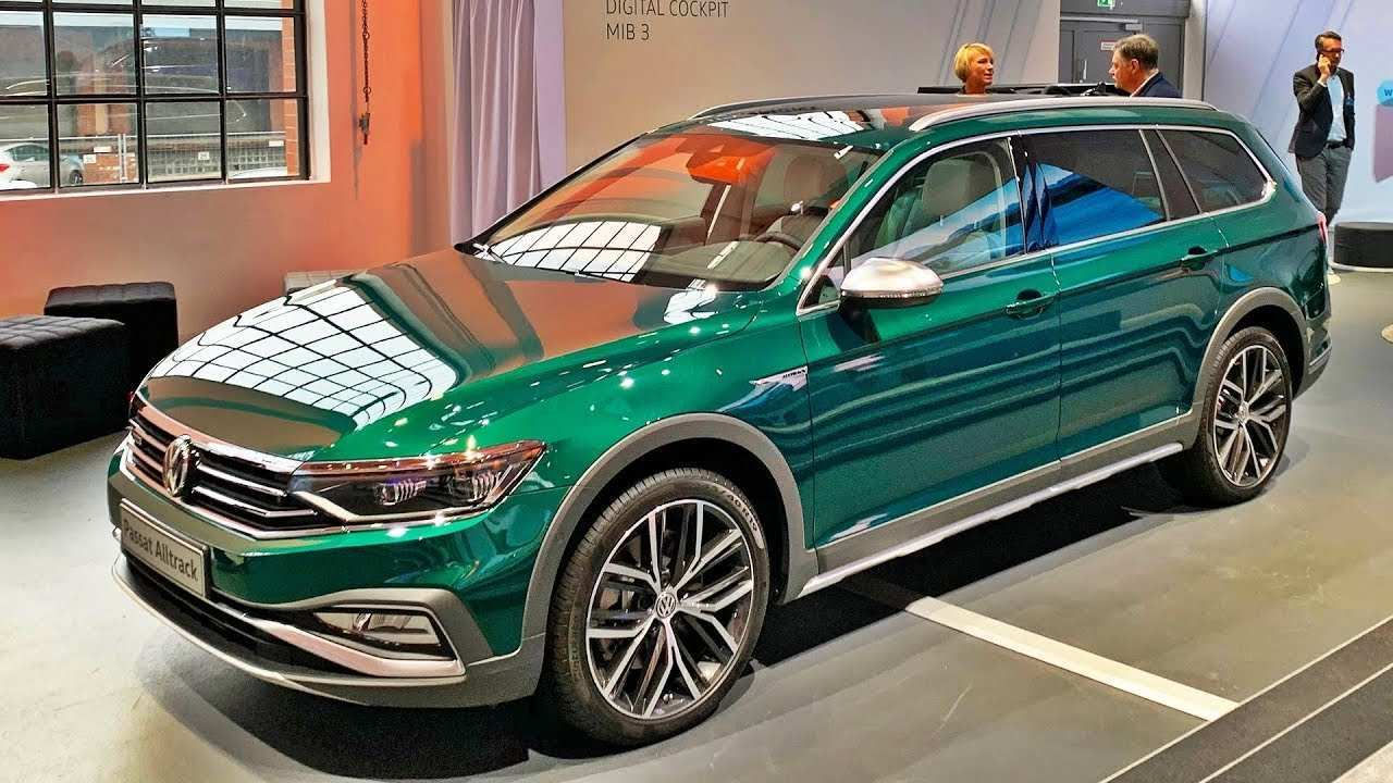 78 Best 2020 Vw Passat Alltrack Pricing