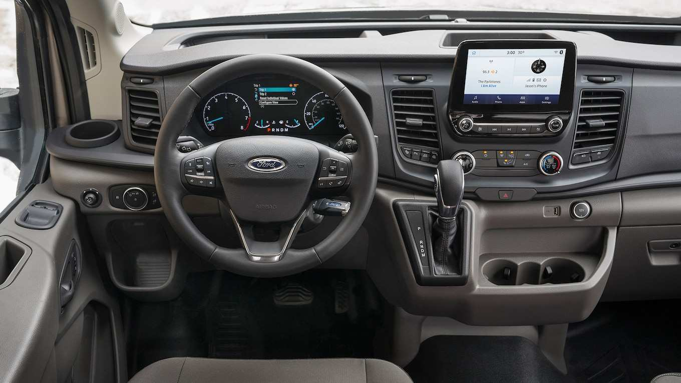 78 Best Ford Van 2020 Performance