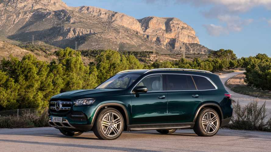 78 Best Gls Mercedes 2019 Specs And Review