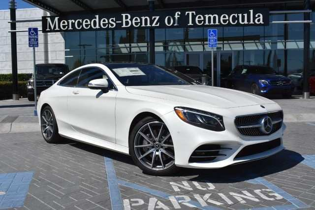 78 Best Mercedes S Class Coupe 2019 Release Date And Concept