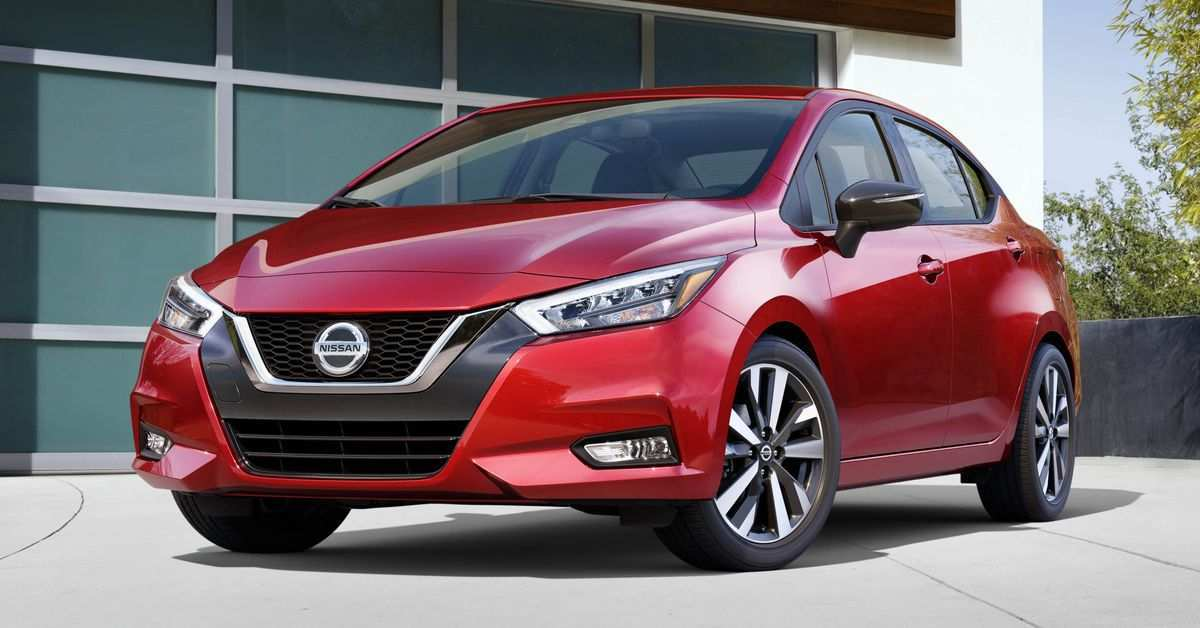 78 Best Nissan Sunny 2020 Release Date And Concept