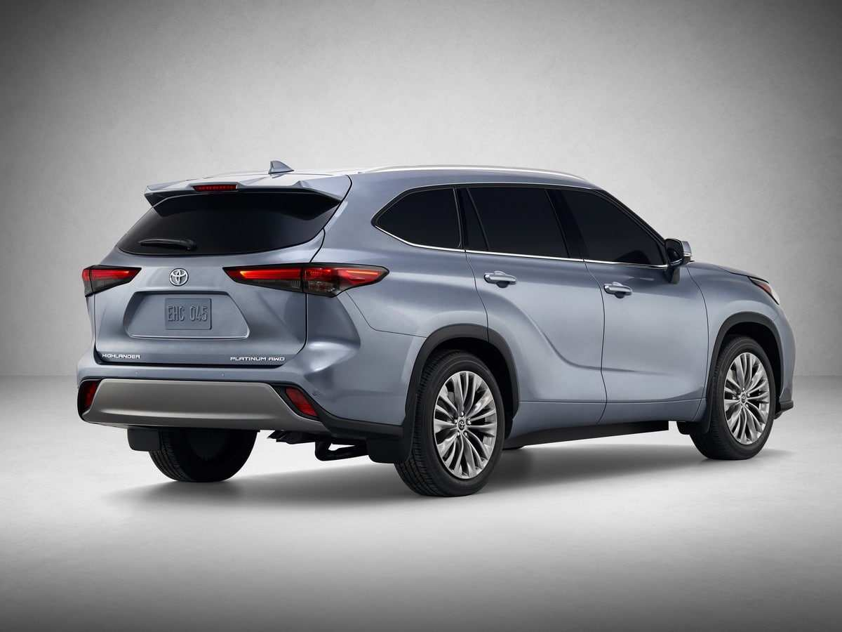 78 Best Toyota Highlander 2020 Price Concept