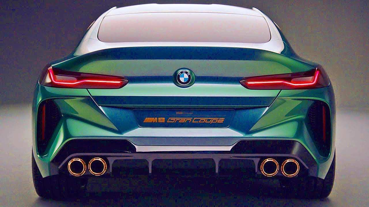 78 New 2019 BMW M8 New Concept