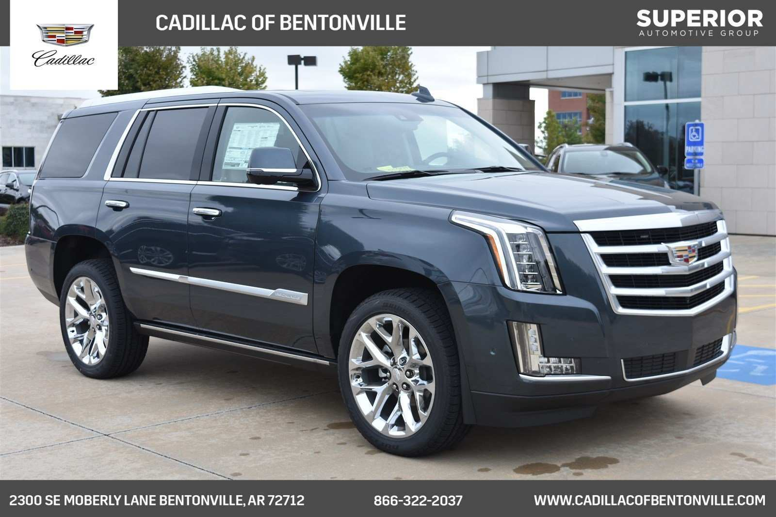 78 New 2019 Cadillac Escalade Release Date And Concept