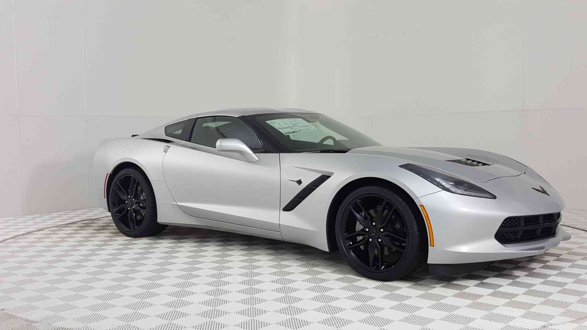 78 New 2019 Corvette Stingray History