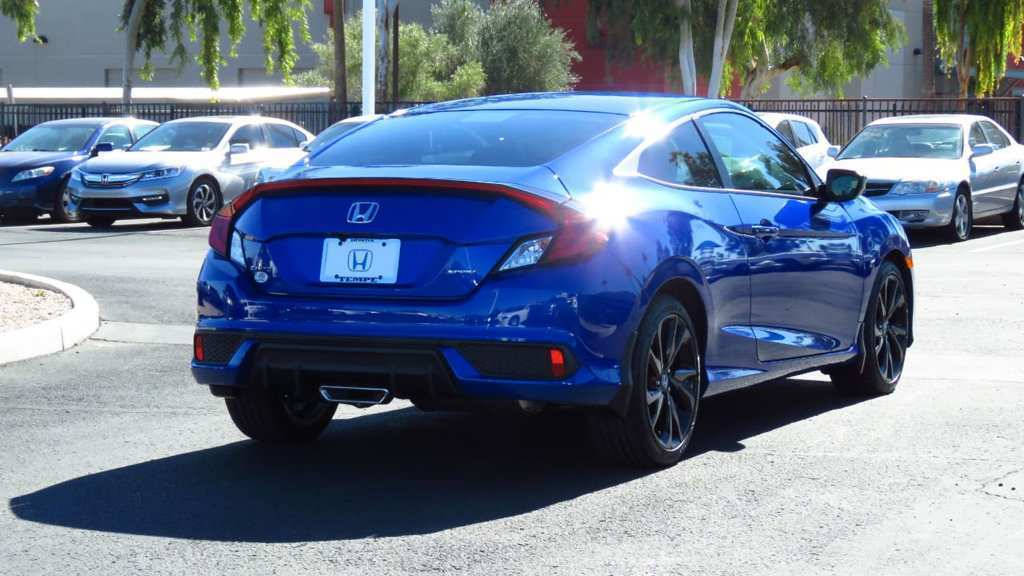78 New 2019 Honda Civic Coupe Review