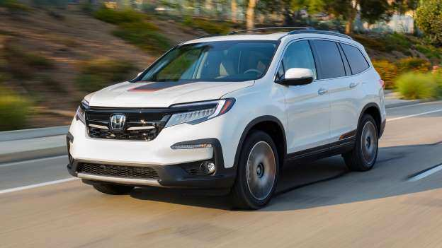 78 New 2019 Honda Pilot New Review