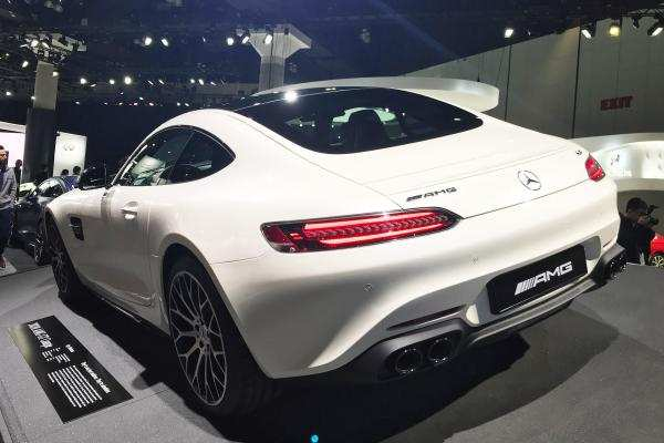 78 New 2019 Mercedes AMG GT Picture