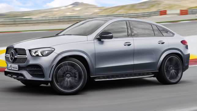 78 New 2019 Mercedes Gle Coupe Price And Review