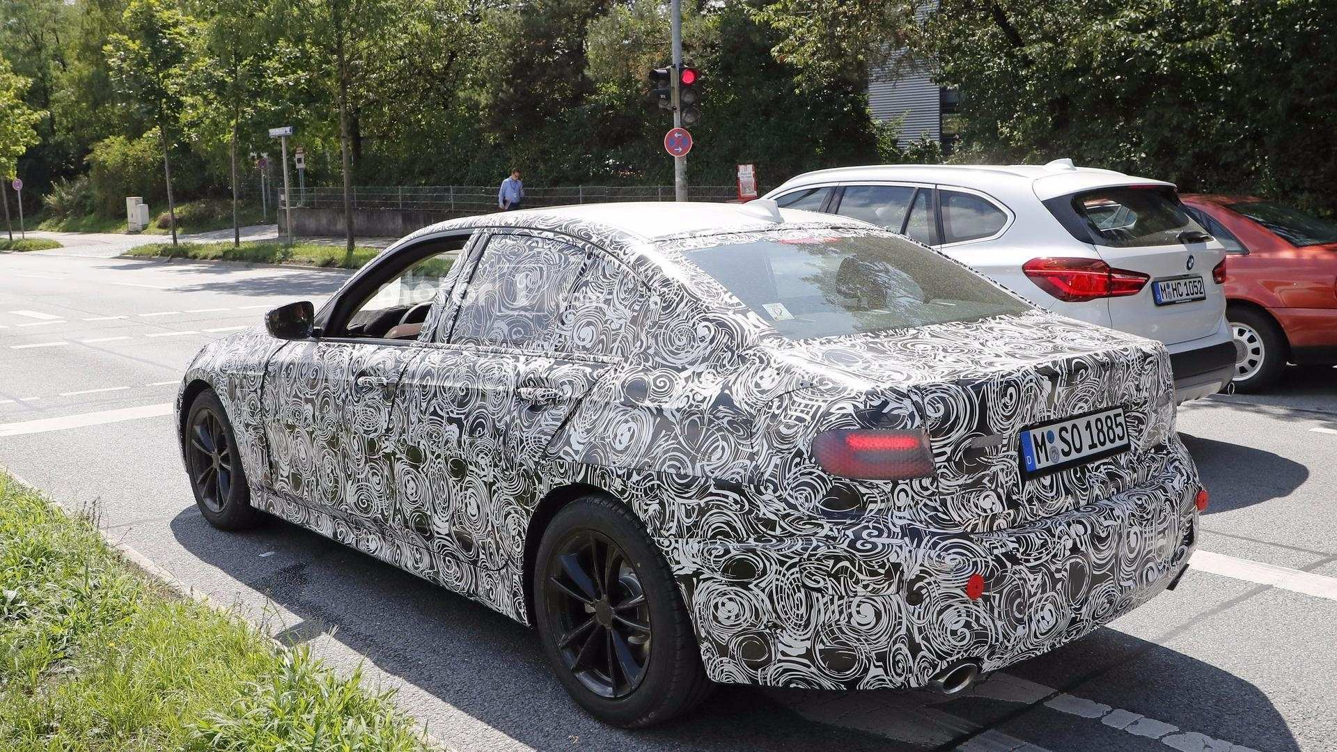 78 New 2019 Spy Shots BMW 3 Series Specs