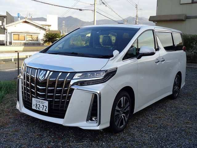 78 New 2019 Toyota Alphard New Concept