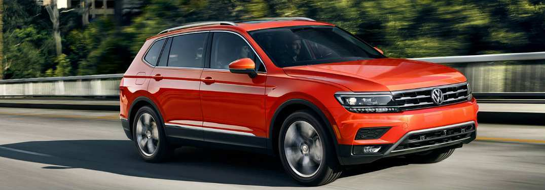 78 New 2019 VW Tiguan Specs And Review