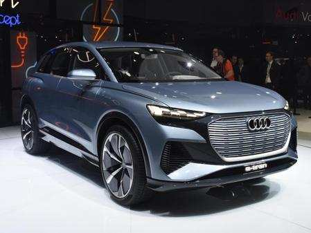 78 New 2020 Audi E Tron Suv Picture