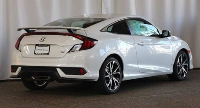 78 New 2020 Honda Civic Si Redesign And Review