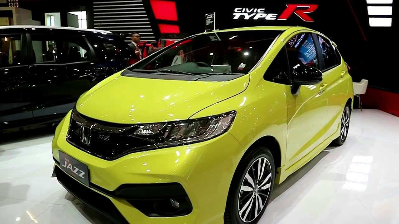 78 New 2020 Honda Jazz Interior