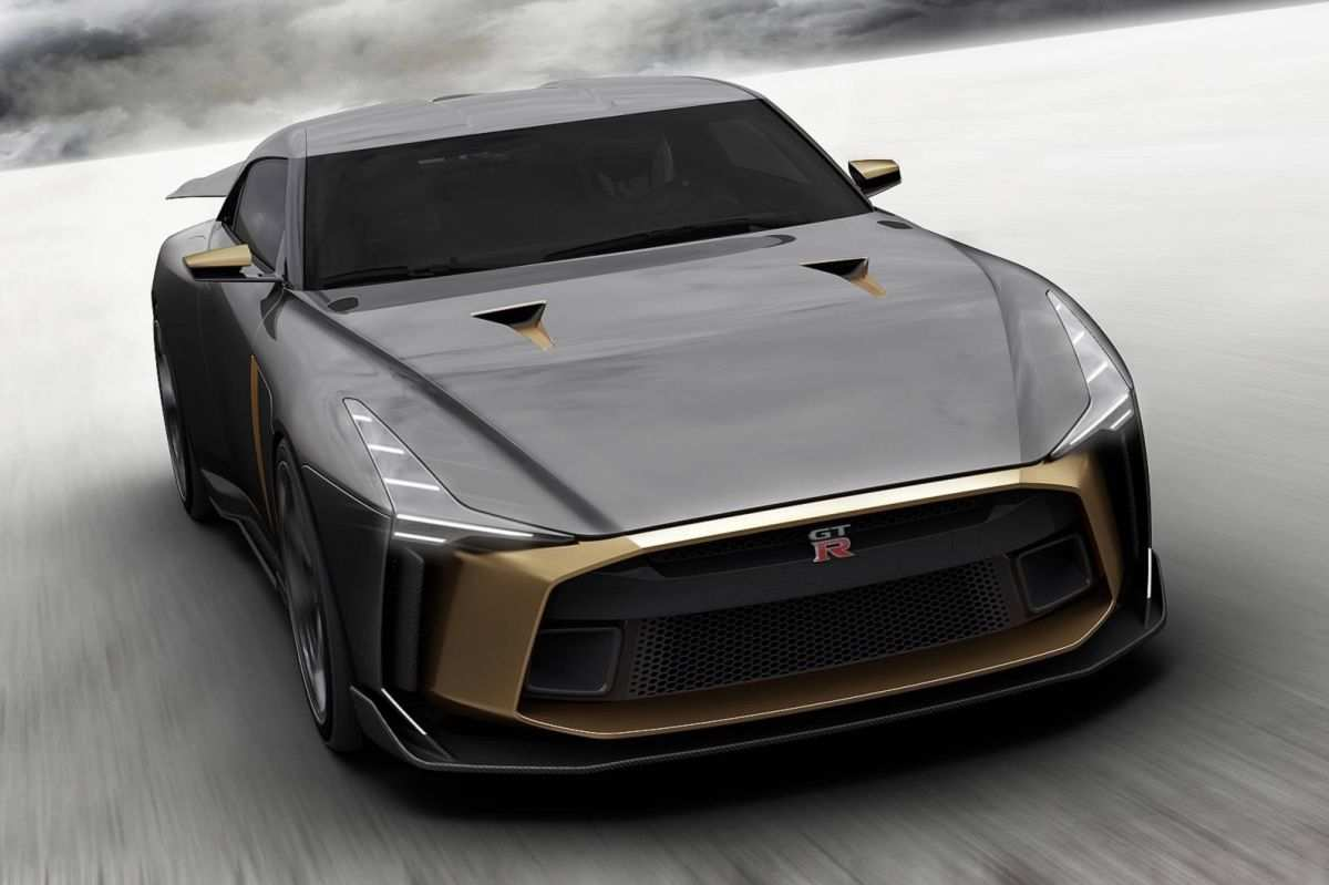 78 New 2020 Nissan Gt R Release Date And Concept