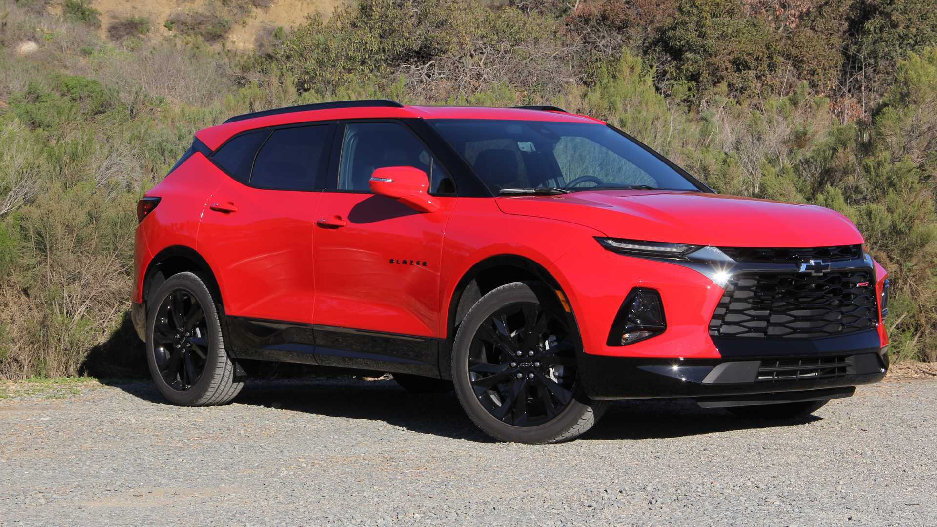 78 New 2020 The Chevy Blazer Spy Shoot