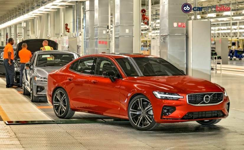 78 New 2020 Volvo S60 New Review