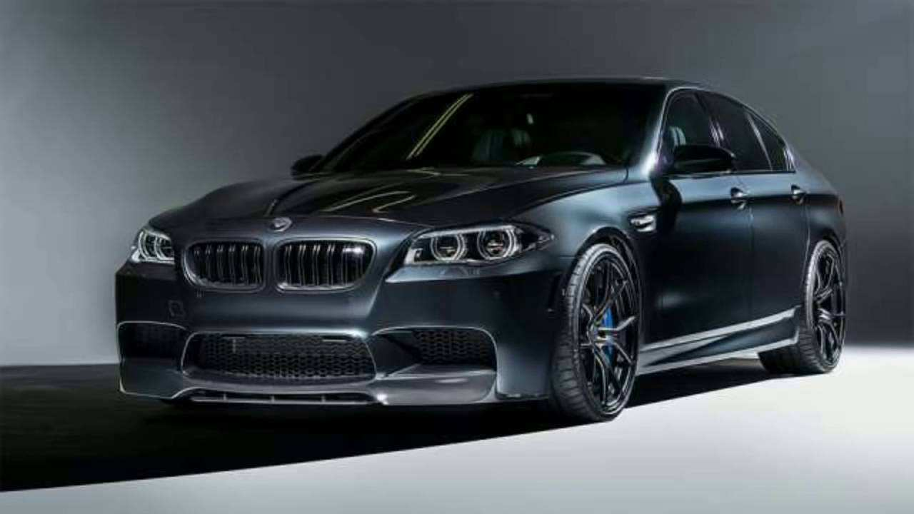 78 New BMW Series 5 2020 New Concept