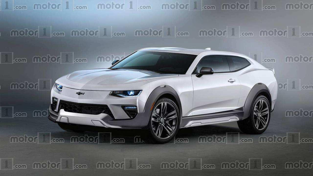 78 New Chevrolet Camaro 2020 Pictures Release Date