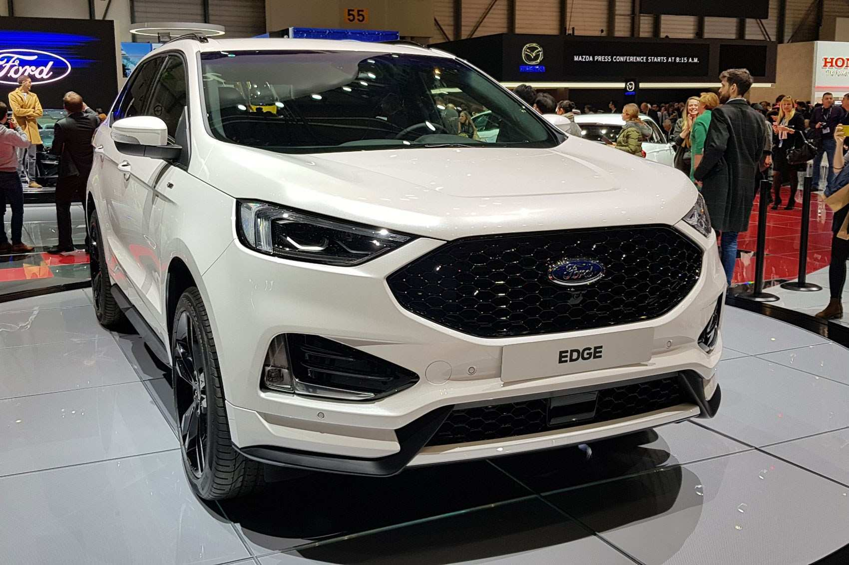 78 New Ford Edge New Design Style
