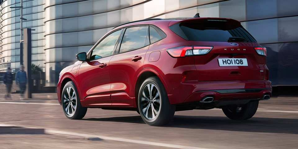 78 New Ford New Kuga 2020 Redesign