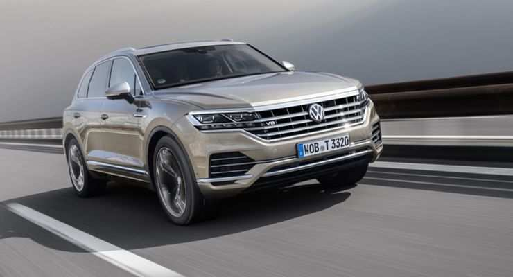 78 New Touareg Vw 2019 Redesign