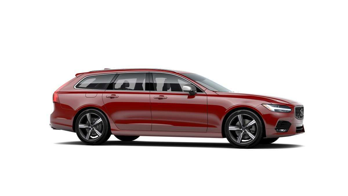 78 New Volvo 2019 Station Wagon Engine